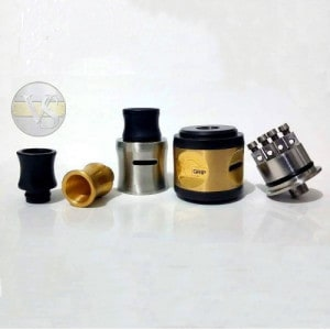 Vape Smith RDA Luxus Cloud Chasing Geschmacks Tröpfler